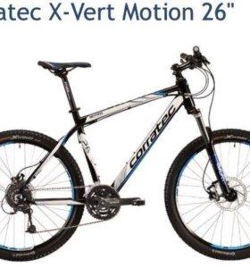 """Велосипед CORRATEC X-VERT MOTION 26"""" р-р М (49)"""