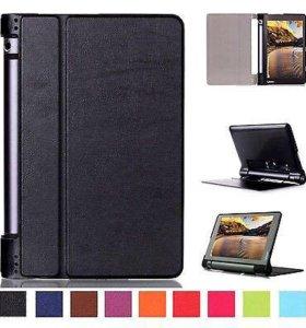Кожаный Smart Case Lenovo Yoga Tab 3 8.0 850F/М