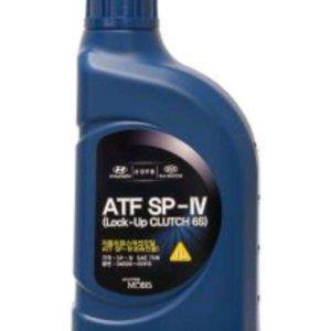 Hyundai ATF SP-IV SP4 SAE 75W Жидкость для АКПП 1л