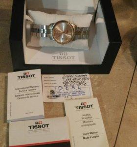 Часы швейцарские, оригинальные Tissot.