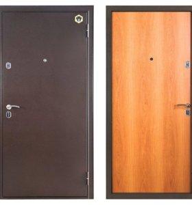 """Дверь входная """"Бульдорс 12"""""""