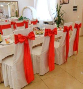 Банты на свадьбу
