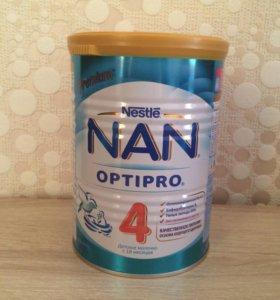 Детское молочко  NAN 4 Optipro
