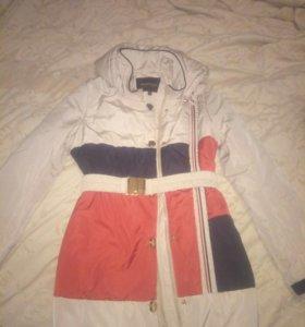 Куртка для девочеи осень-весна