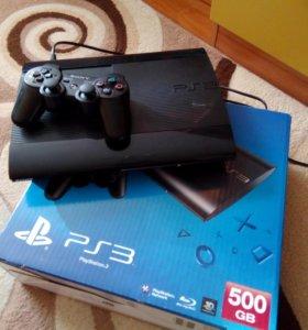 Sony Ps 3   500 гб