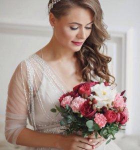 Весенняя свадьба фотосъемка
