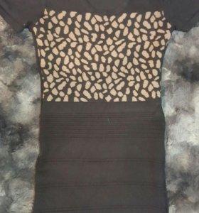 Теплые платья зима -весна
