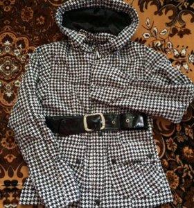 Куртка-весенняя