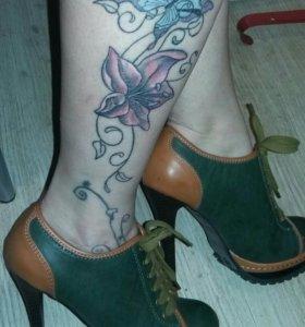 Туфли,ботильоны,сапоги