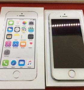 iPhone 5s идеальный 100% оригинал