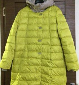 Пальто зимнее 52 р-р