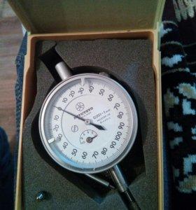 Продам индикатор часового типа 5/58 Mitutoyo
