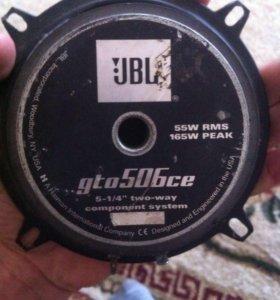 Калонки JBL gto 506 ce