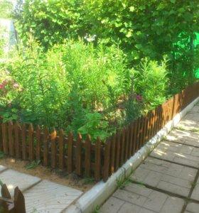 Перголы, ширмы садовые,декоративный заборчик