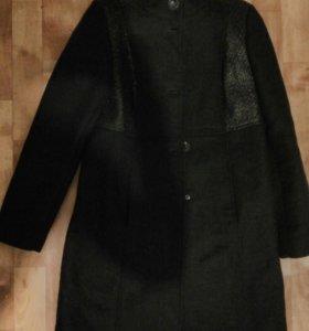 Торг!!! Франция Шерстяное Пальто