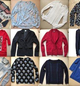 Женские кардиганы свитера