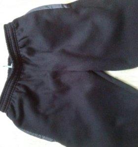 Спортивные штаны утипленные