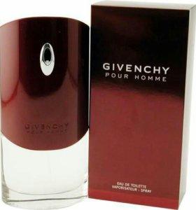 Живанши мужской парфюм