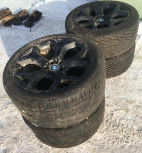 Диски колесные и шины
