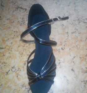 Туфли для бальных танцев новые