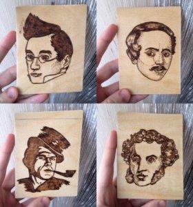 Пирография ✍🏻🔥