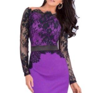 Трикотажные женские платья 44-46 (новые)