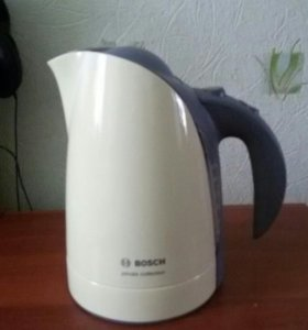 Электрический чайник bosch