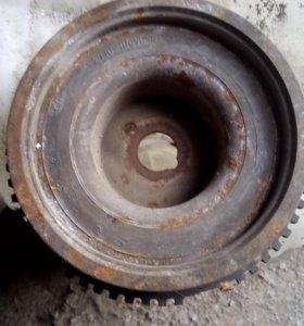 Демпфер (шкив генератора) ваз инжектор