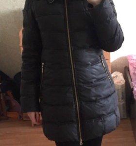 Зимняя-демисезонная куртка 42-44.