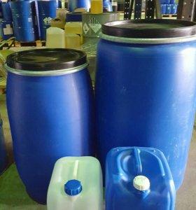 Бочки пластиковые железные еврокубы  для полива