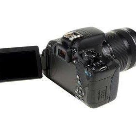 Фотоаппарат Canon 650d