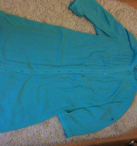 Платье-туника для будущей мамы Стильный животик