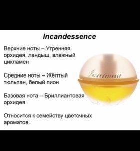 Парфюмерная вода Incandessence