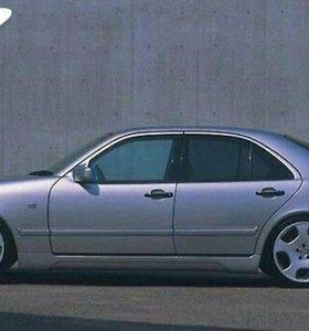 Комплект обвесов Wald для Mercedes Benz w210