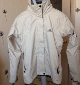 Куртка adidas 2 в 1.