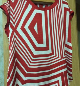Блуза шелк универсальный размер!