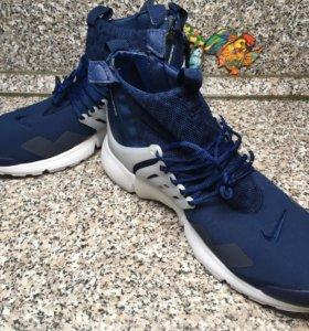 Nike Air Presto Mid / Acronym - blue