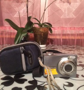 Рабочий Фотоаппарат + чехол, торг