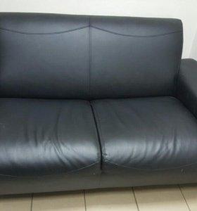Офисный диван эко-кожа