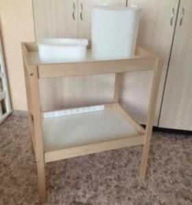 Столик пеленальный Ikea