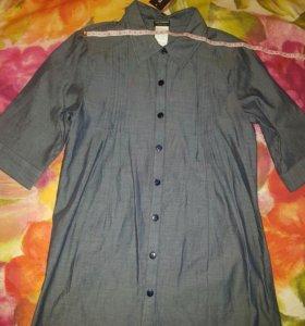 Блузка calcedonia новая