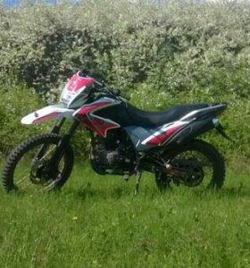 Мотоцикл tsr 250