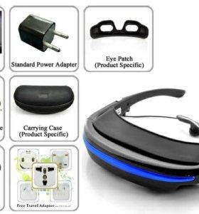 Видео очки 3D