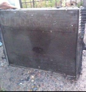 Радиатор охлаждения porsche cayenne Audi VW