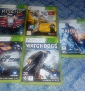 """Игры для Приставки """"Xbox360"""""""