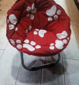 Детский стул-ракушка