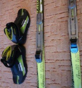 Продаётся комплект лыжника