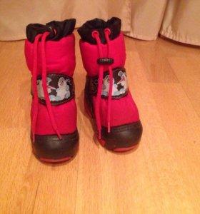 Сапожки ботинки зимние Demar Демар зима