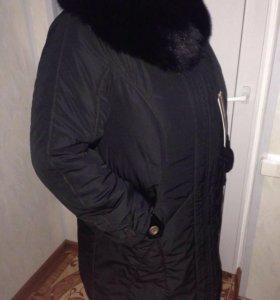 Новый Зимний Пуховик
