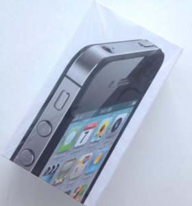 Коробка от IPhone